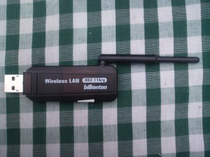 USB WLAN billionton