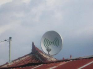 berdiri menantang AP di Singaraja
